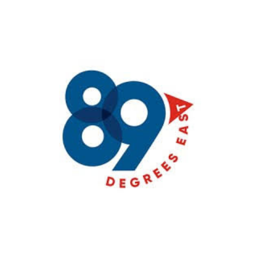89 Degrees East